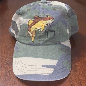 Guy Harvey camo fishing baseball cap new with tags
